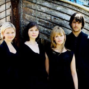 Chiaroscuro Quartet © Sussie Ahlburg