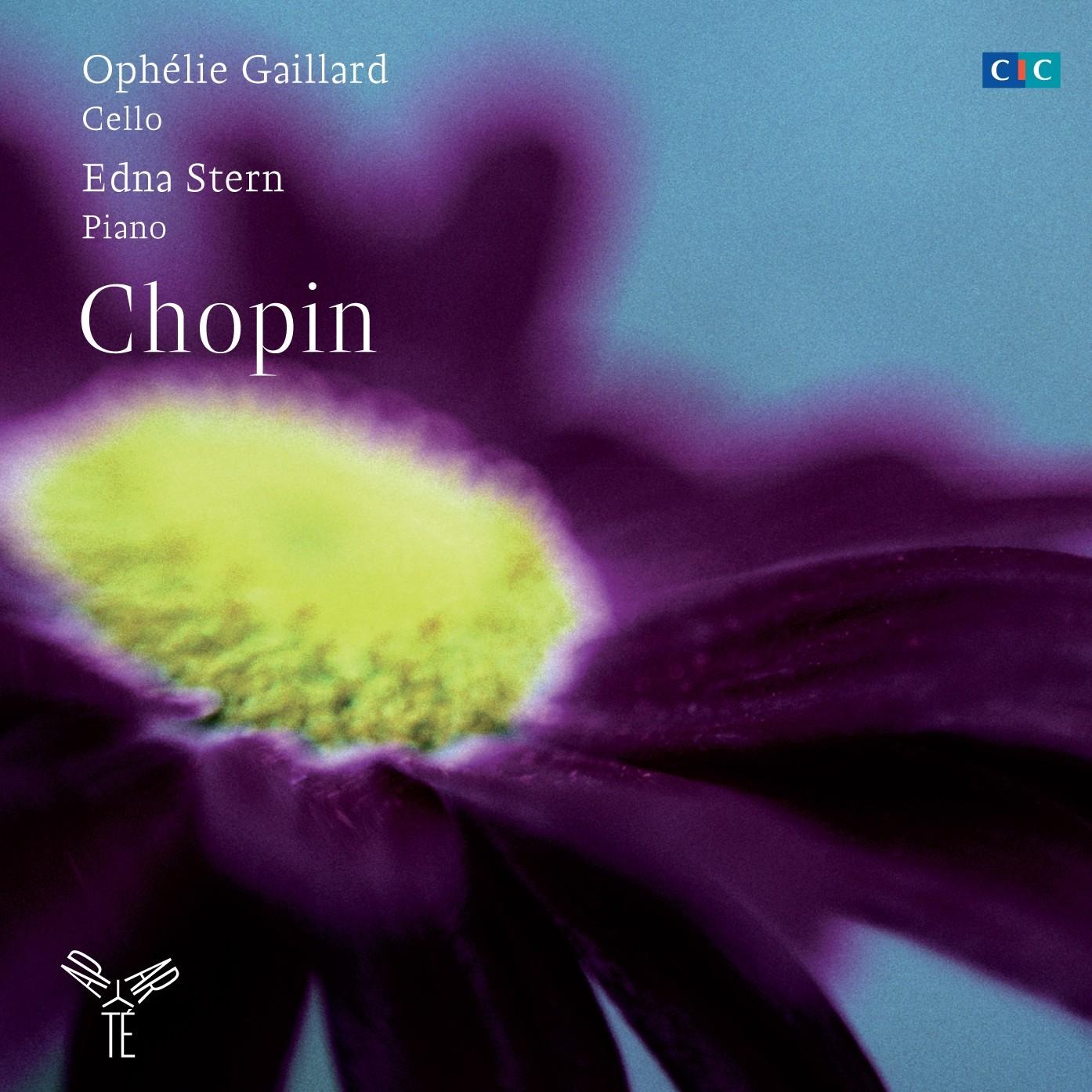 Chopin : Œuvres pour violoncelle & piano