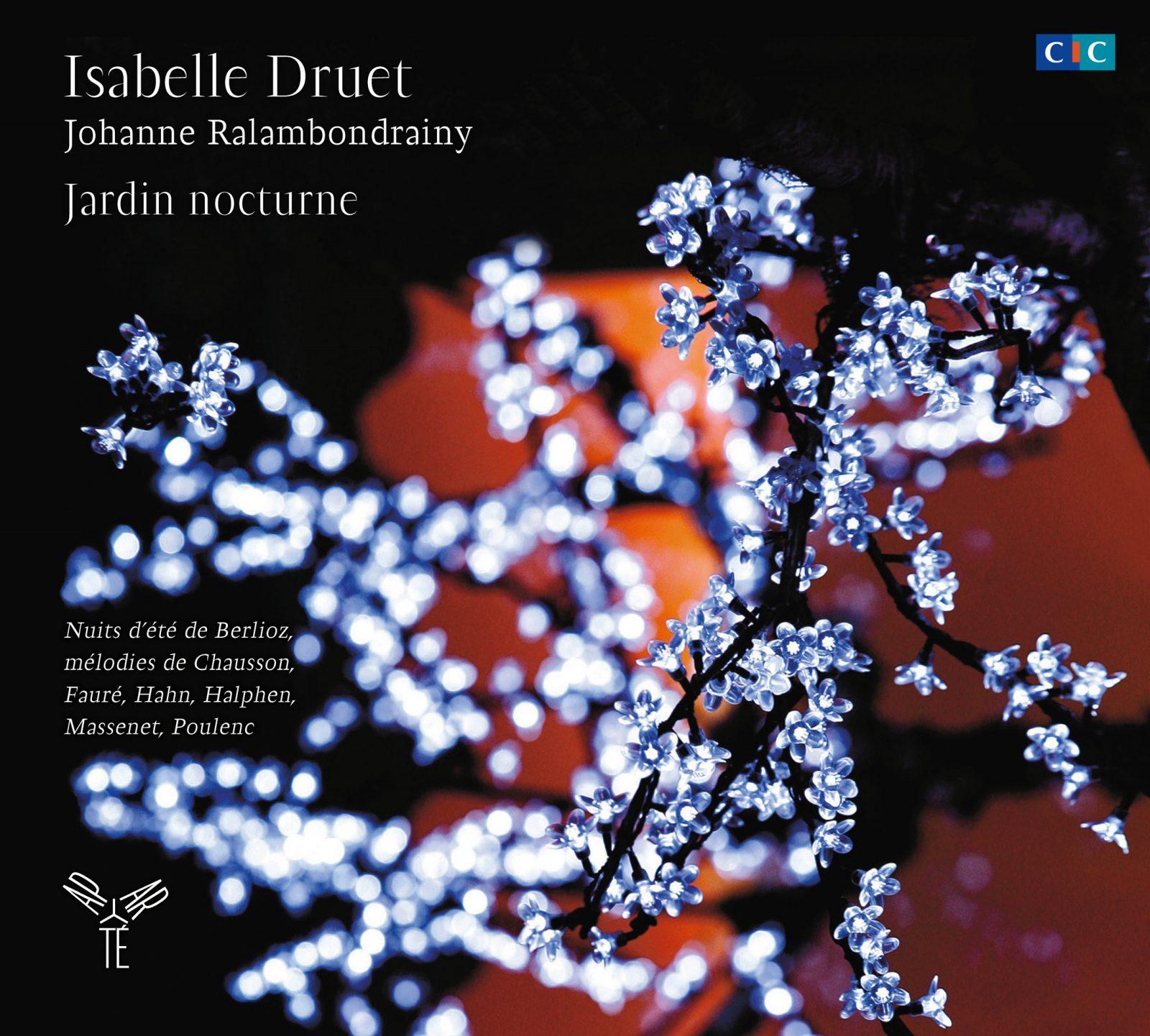 Jardin Nocturne (Berlioz, Chausson, Fauré, Massenet, Poulenc...)