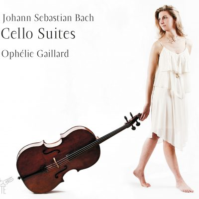 BACH – CELLO SUITES – OPHELIE GAILLARD