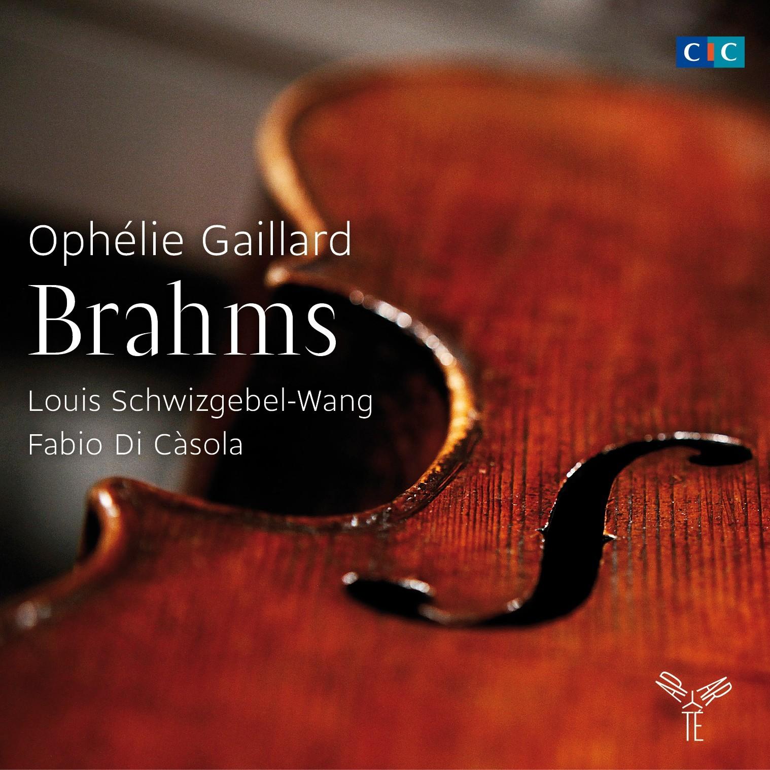 Ophélie Gaillard: Brahms