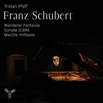 SCHUBERT – TRISTAN PFAFF