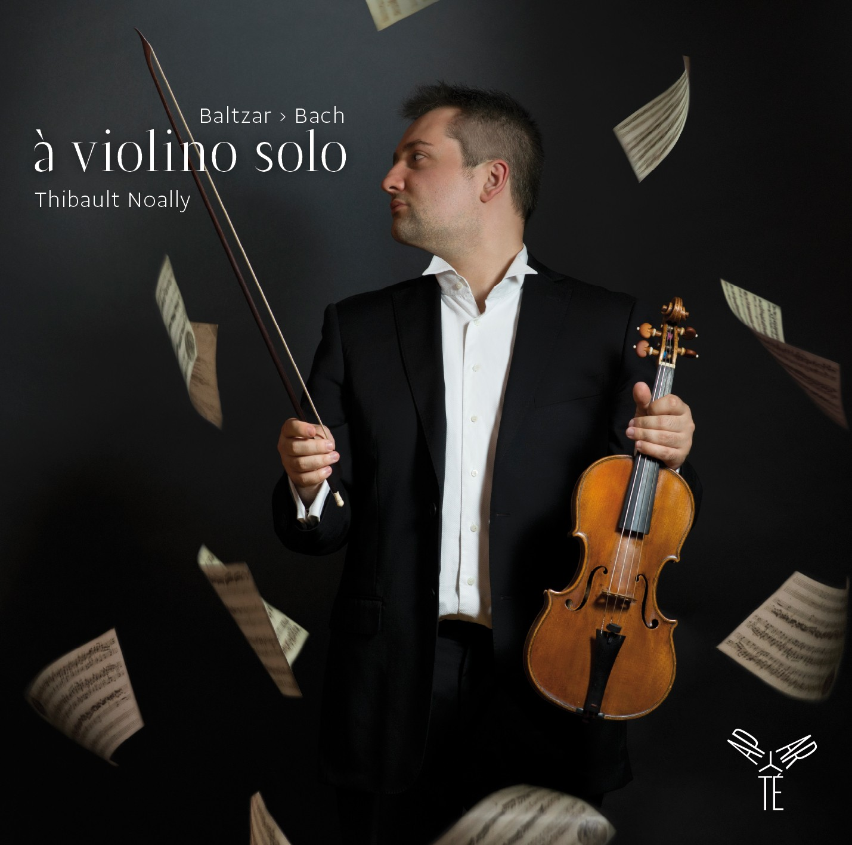 A Violino Solo (Bach, Biber, Telemann...)
