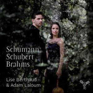 Schumann, Schubert, Brahms