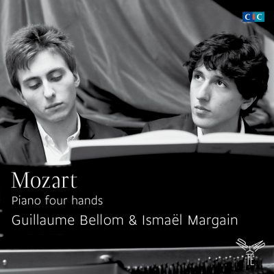 MOZART – PIANO FOUR HANDS