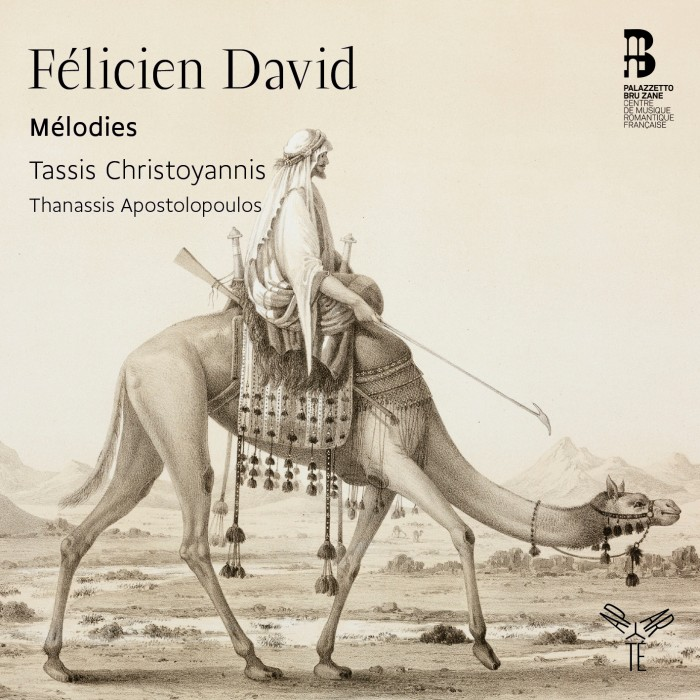 Félicien David: Mélodies