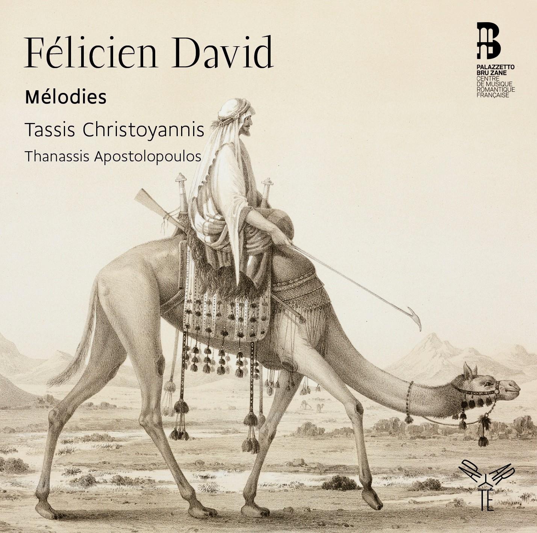Félicien David: Mélodies