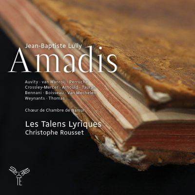 LULLY – AMADIS 3CD Edition Limitée
