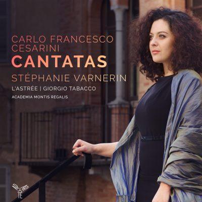 Cesarini – Cantatas / Stéphanie Varnerin & L'Astrée
