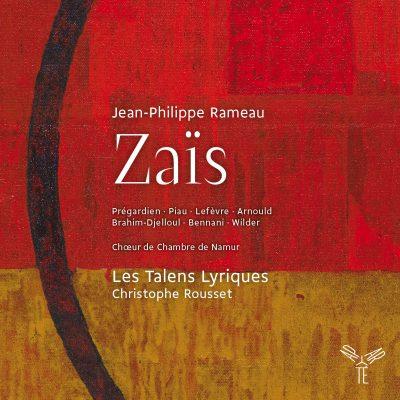 Rameau – Zaïs / Les Talens Lyriques (3CD livre disque édition limitée)