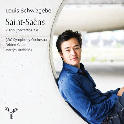 Saint-Saëns – Piano Concertos 2&5 Louis Schwizgebel