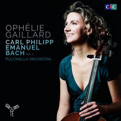 CPE Bach Vol.2 – Ophélie Gaillard & Pulcinella Orchestra