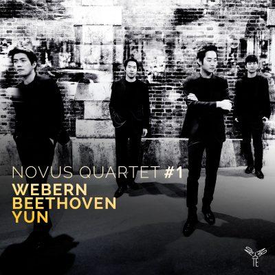 Webern – Beethoven – Yun / Novus String Quartet