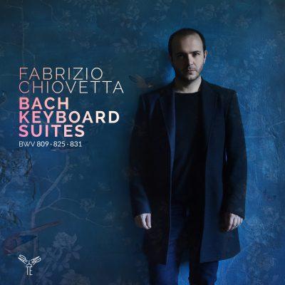 J.S. Bach – Keyboard Suites / Fabrizio Chiovetta, piano