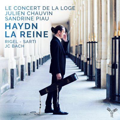 Haydn – La Reine / Le Concert de la Loge, Julien Chauvin