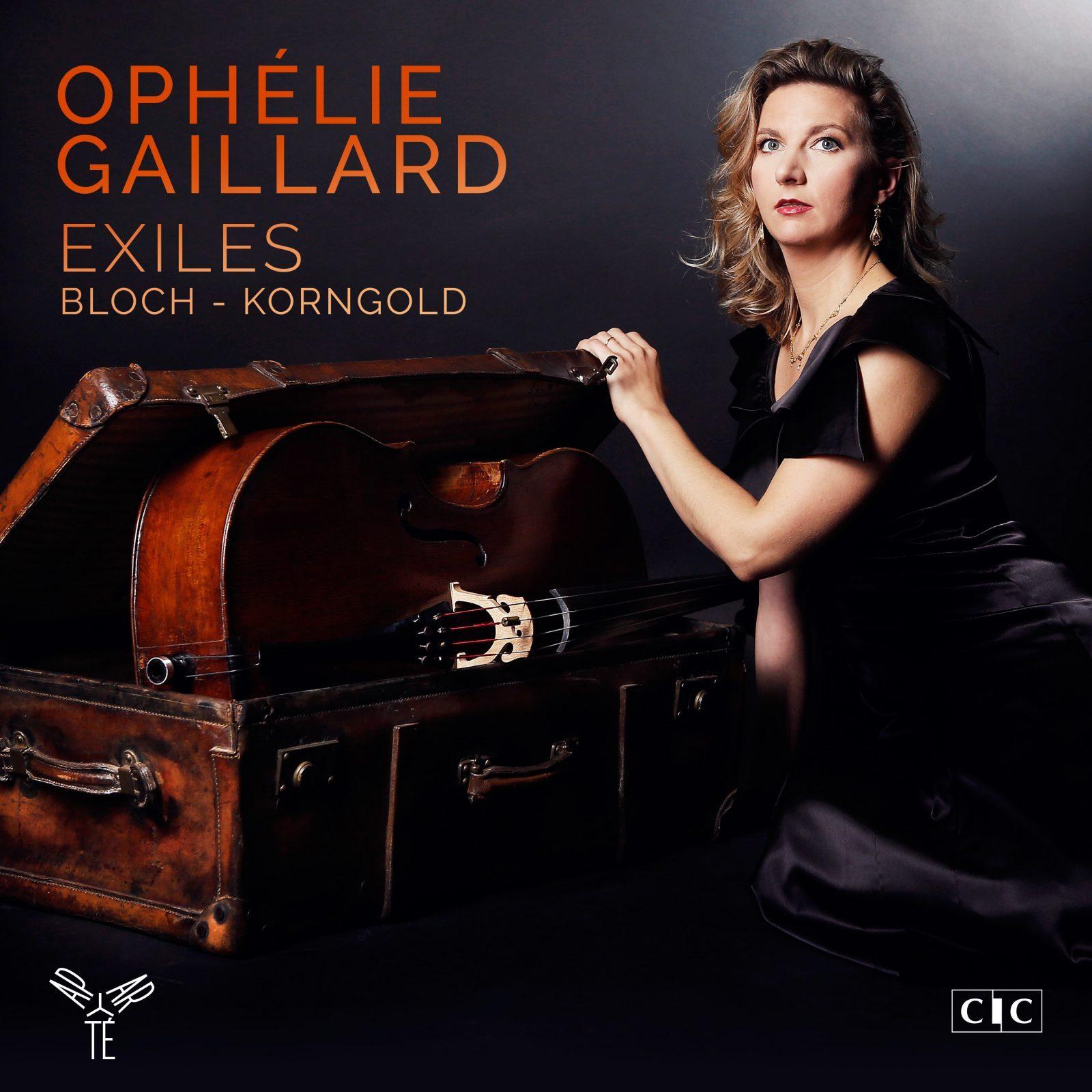 Ophélie Gaillard: Exils