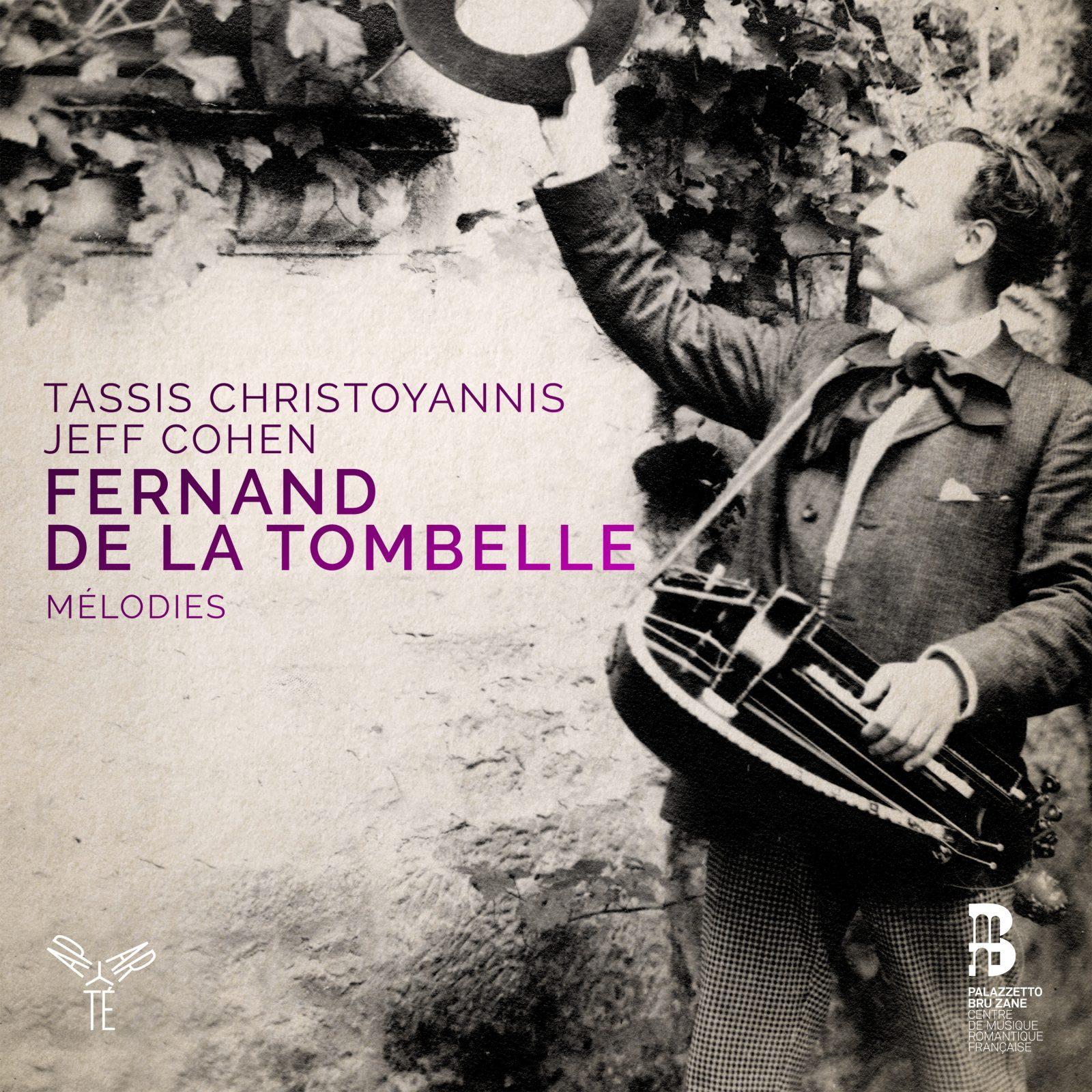 Fernand de La Tombelle : Mélodies