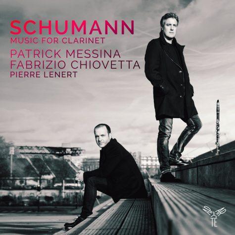 AP153 Cover Schumann Music for Clarinet HD