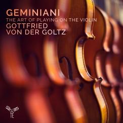 AP134 Cover Geminiani Gottfried von der Goltz