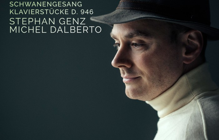 AP151 Cover Schubert Genz Dalberto Schwanengesang
