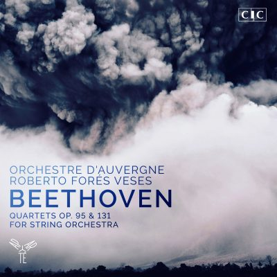Beethoven – Quartets for string orchestra
