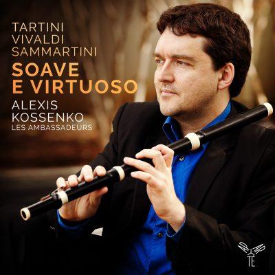 Tartini, Vivaldi, Sammartini: Soave e virtuoso
