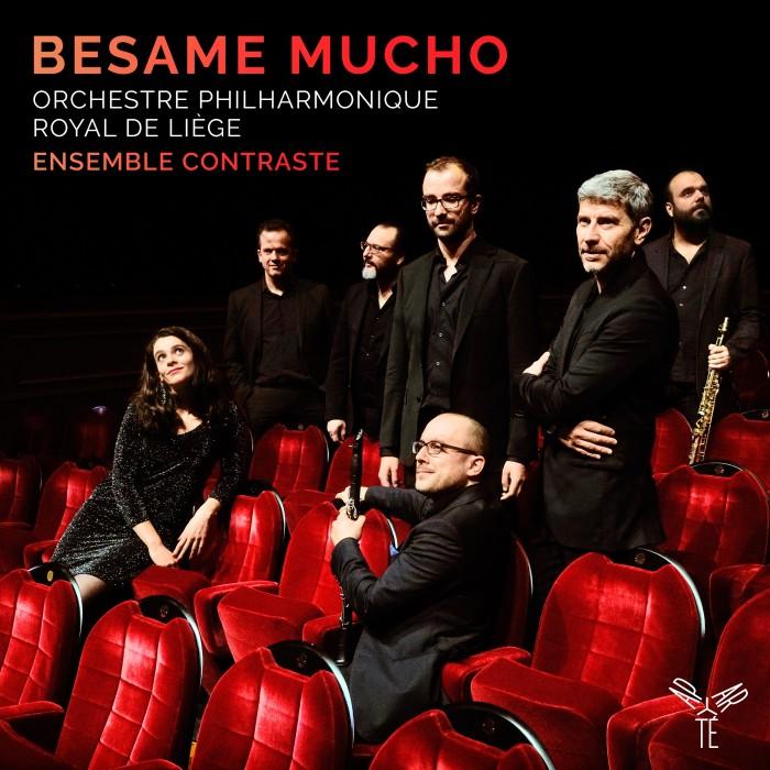 AP159 Besame Mucho Ensemble Contraste couv