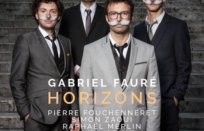 AP162 Gabriel Fauré Horizons