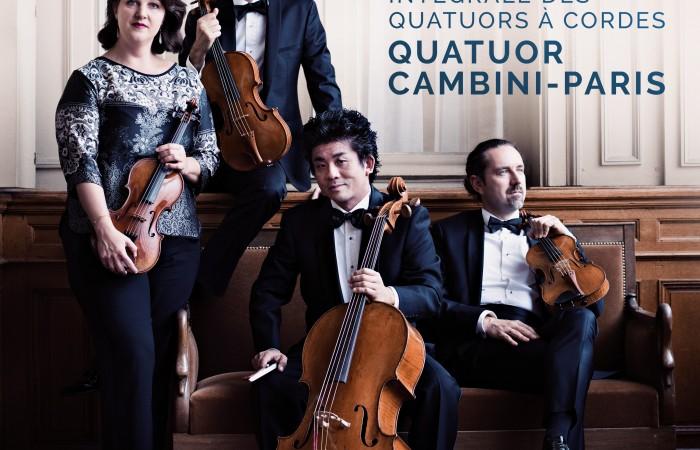 Cambini-Paris AP177 Gounod Complete String Quartets