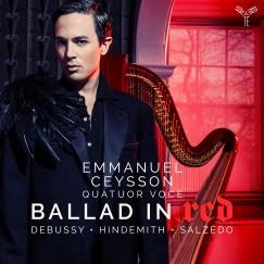 Ballad in Red AP179 Emmanuel Ceysson