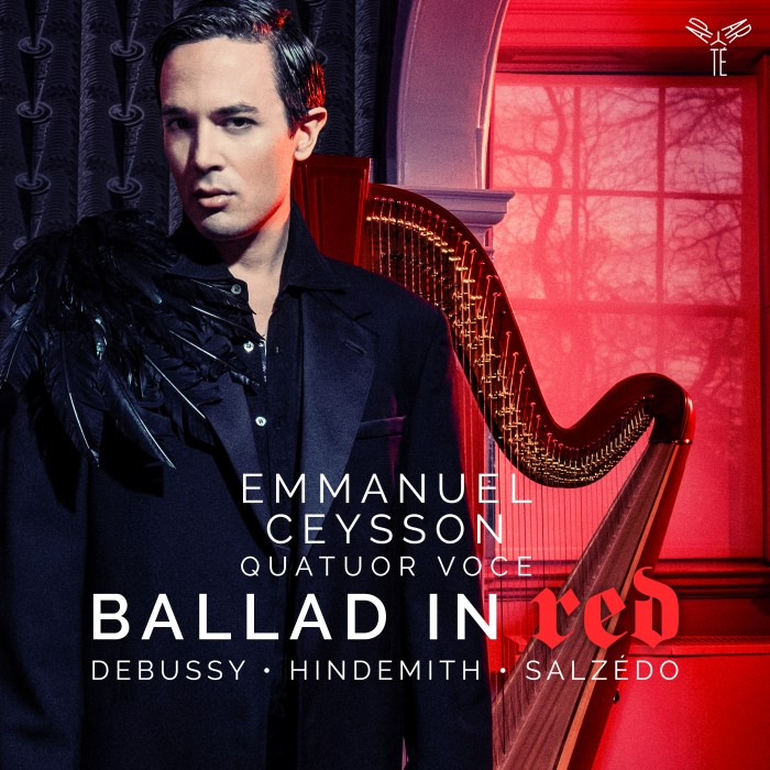 Ballad in Red AP179 Emmanuel Ceysson