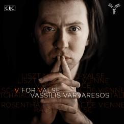 Cover AP172 V for Valse Vassilis Varvaresos