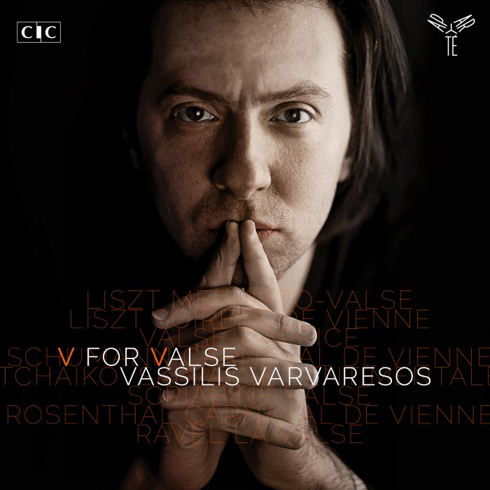 Cover AP172 V for Valse Vassilis Varvaresos
