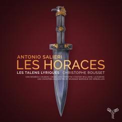 AP185 Les Horaces Salieri Les Talens Lyriques Christophe Rousset