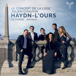 AP186 Haydn l'Ours Julien Chauvin Le Concert de la Loge