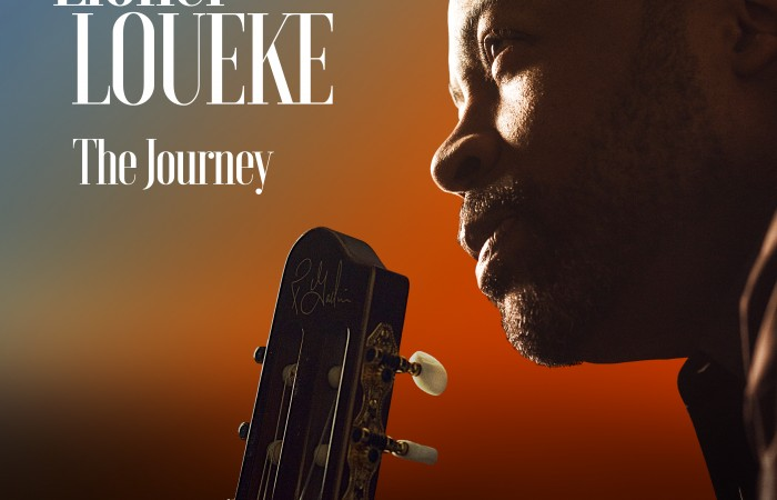Cover HD AP184 Lionel Loueke The Journey