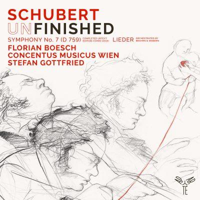 Schubert: Symphony No.7 'Unfinished'