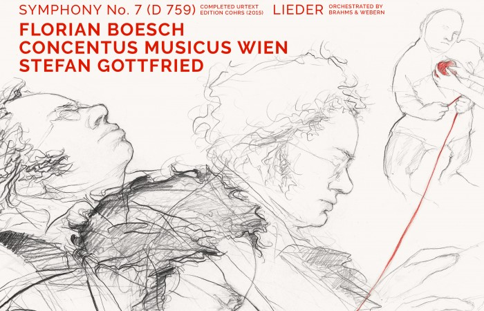 Cover Schubert Unfinished Stefan Gottfried Florian Boesch