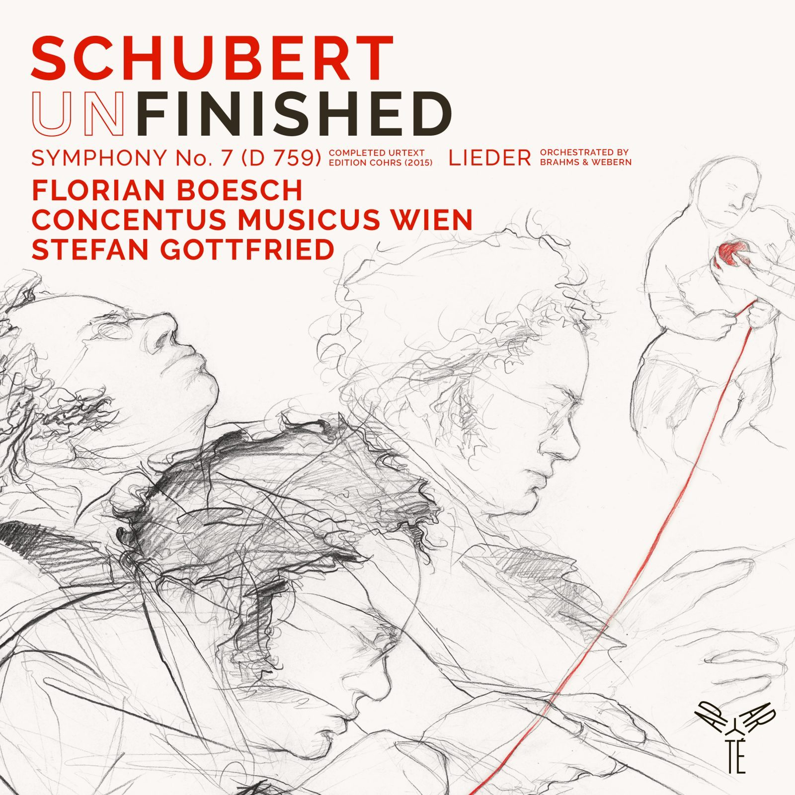 Schubert: Symphony No. 7 'Unfinished'