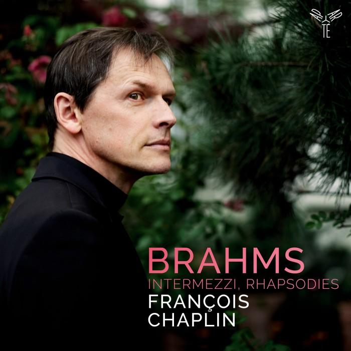 Cover François Chaplin Brahms