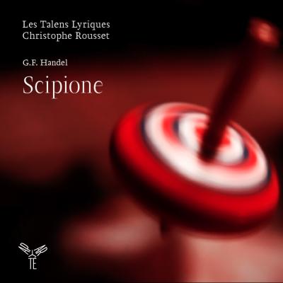 Händel : Scipione
