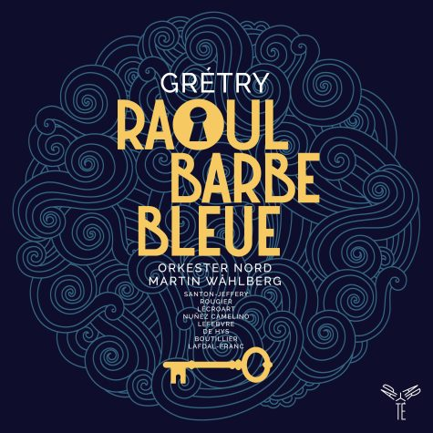 Cover Raoul Barbe Bleue
