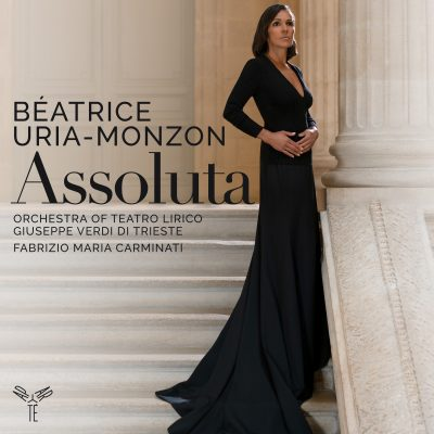 Beatrice Uria Monzon – Assoluta (signed copy)