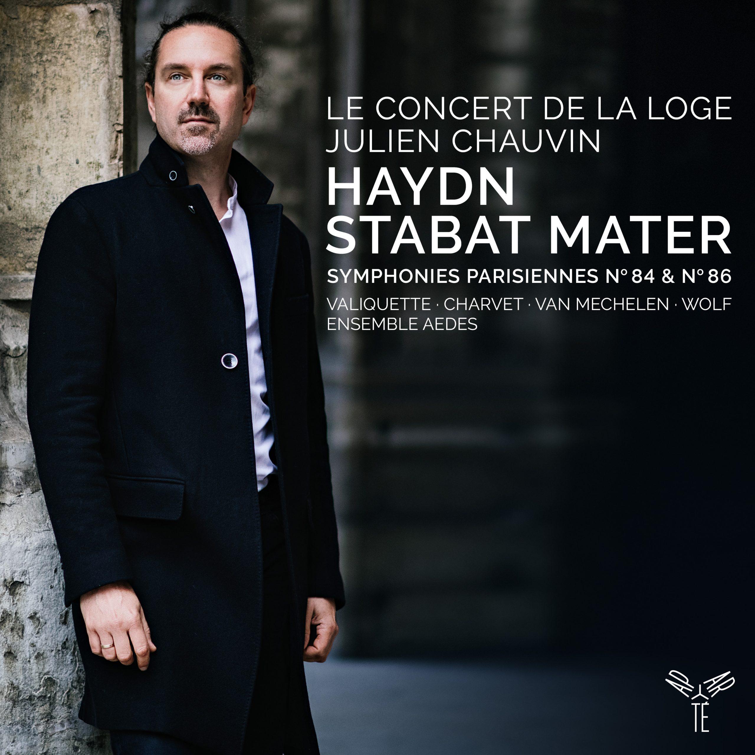 Haydn: Stabat Mater, Symphonies n° 84 & 86