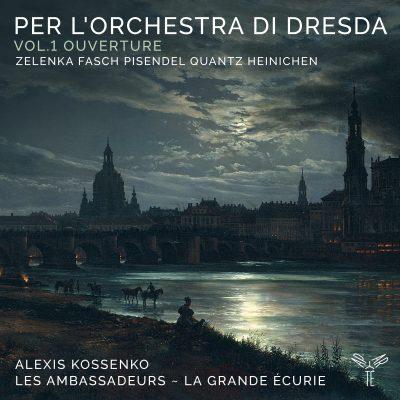 Per l'orchestra di Dresda vol.1