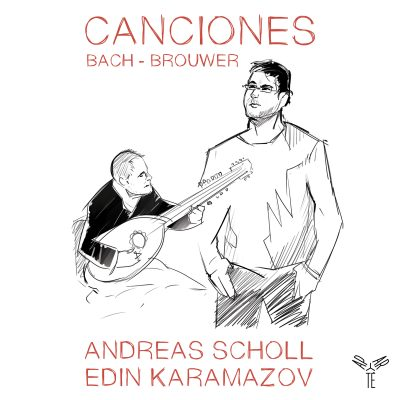 Bach, Brouwer: Canciones